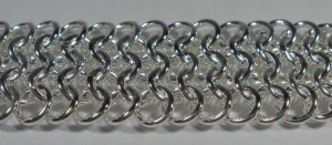 26. Wide Chainmaille | Bracelet